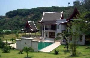 Karakteristieke en luxueuze villa met zwembad op Phuket