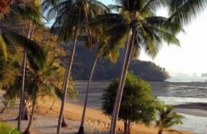 Op Koh Naka Noi vind je nog vrijheid en rust in een prachtige omgeving.