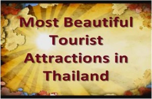 Met de video serie Most Beautiful Tourist Attractions in Thailand proberen we Thailand op een originele manier met je te delen.