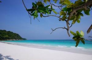 Koh Tachai wordt vaak aangeduid als de Malediven van Thailand.