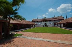 Het Nationaal Museum in Songkhla is gevestigd in een mooi Chinees herenhuis uit 1878.