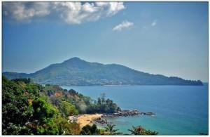 De Andamanse Zee is een van de belangrijkste attracties van Phuket.