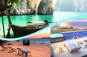 Thailand, een veel bezochte bestemming voor velen, voor anderen een droom die werkelijkheid kan worden.