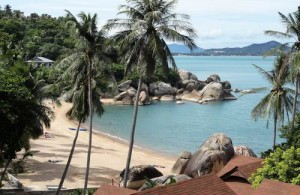 Coral Cave is een van de meest idyllische plekken op Koh Samui.