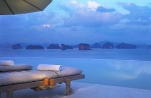 Six Senses Yao Noi op Phuket is genomineerd in de categorie beste spa's.
